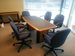 Executive Meeting Table Conference Table For Six Caretta Workspace