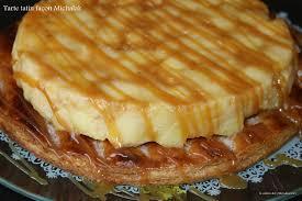 tarte tatin façon michalak et pâte feuilletée semi rapide de
