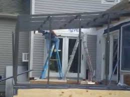 how to build a deck u0026 three season porch www jmlcustom blogspot