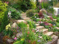 garden design rockery u2013 spring i think my mom will love this as