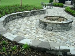 Patio Paver Kits Backyard Patios With Pavers Tumbled Patios Traditional Patio