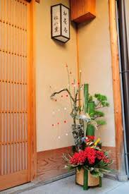 Japanese New Year House Decorations by Traditional Japanese New Year Decorations Shimekazari Japan