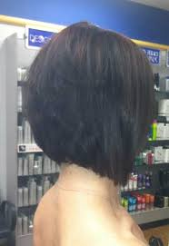 back of head bob bob haircut with layers in back hairstyle for women man