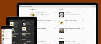 restaurants with light menus food and drink menu free wordpress restaurant menu plugin