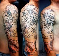 owl tattoo sleeve 5 best tattoos ever