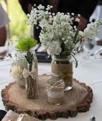 jar centerpiece ideas jar decorations for weddings mforum