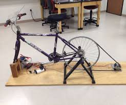 Simple Schematic Electric Cycle Counter Diy Bike Generator 13 Steps With Pictures