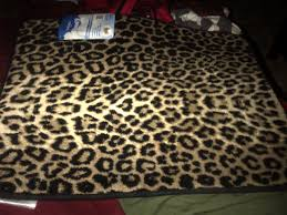 Leopard Bathroom Rugs Leopard Bath Rug Rugs Ideas Cheetah Print Bath Rug