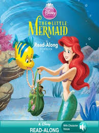 disney princess mermaid series overdrive rakuten