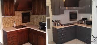 cuisiner une vieille relooker ma cuisine argileo avec moderniser une cuisine en bois