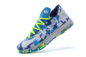 easter kd nike kevin durant kd 6 vi easter collection blue camo online for