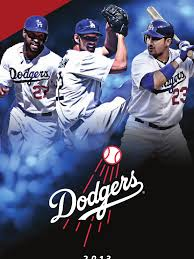 2013 lad media guide major league baseball sports