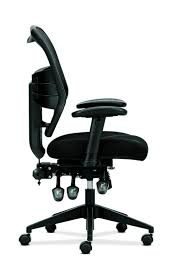basyx by hon vl532 fabric high back chair by office depot