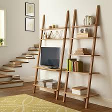 Diy Ladder Bookshelf Ladder Bookshelves Diy Ladder Bookshelves Cover Alt West Elm