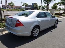 2012 ford fusion sel stock 292003 upland ca 91786