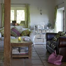 modern country living room ideas modern country living room zesty lime and bright pink accents give
