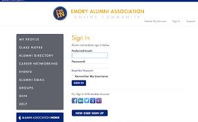 alumni directory software emory alumni