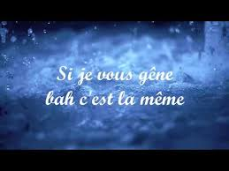 Meme Si Lyrics - maitre gims ft vianney la même paroles lyrics club of lyrics