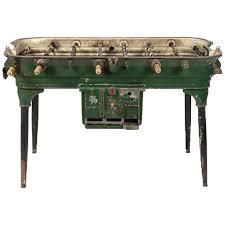 vintage foosball table for sale vintage foosball table for sale vintage cast metal foosball table at