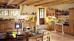 comparing the french country and english country kitchen design