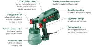 Paint Spray Gun For Sale Philippines - bosch pfs 55 paint spray system amazon co uk diy u0026 tools