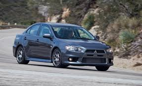 2010 mitsubishi lancer evolution mr touring u2013 review u2013 car and driver