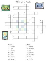 summer crossword quiz u0026 first grade spelling crossword sc 1 st
