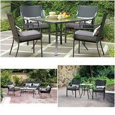 outdoor patio table ebay