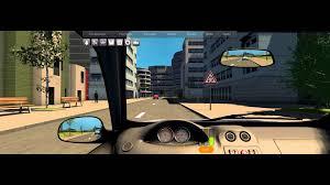 simulateur de conduite develter la conduite au milieu d u0027un