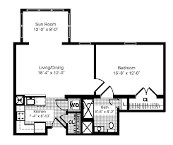 Second Floor Plans Westview Meadows Second Floor Apartments Individual Unit Floor Plans