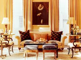 Living Room With No Coffee Table by Cote De Texas Another Charleston Charmer