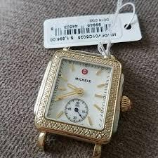 deco 16 two tone 18 s michele watches poshmark