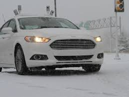siege social ford why your self driving car ride may be in a ford