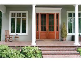 wood and glass exterior doors tulsa exterior doors mill creek lumber