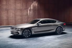 bmw coupe bmw pininfarina gran lusso v12 coupé looks more 7 series coupe