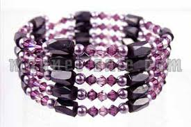 bracelet jewelry magnetic images Hematite magnetic jewelry bracelets magnet sale manufacturer jpg