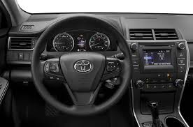 toyota camry 2017 interior new 2017 toyota camry price photos reviews safety ratings
