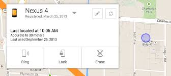 android device manager official android find your lost phone with android device