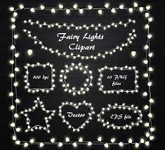 Autumn String Lights by Fairy Lights Clipart String Lights Clipart Fairy Lights