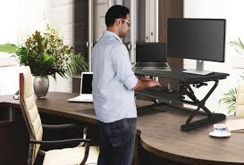 Humanscale Sit Stand Desk by Arise Deskalator Datanet