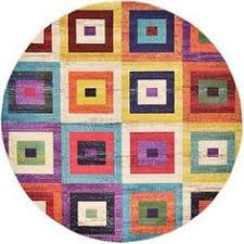 Round Blue Rugs Circular Rugs Sydney Awesome Inspiration Ideas Black And White
