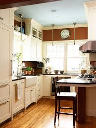 ideas for small kitchens layout small kitchen plans better homes gardens