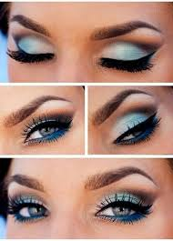 blue eyes makeup 936