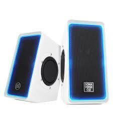 speaker design gogroove sonaverse o2i multimedia computer speaker system with
