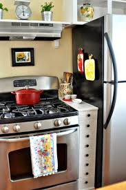 how do you fill the gap between kitchen cabinets and ceiling 10 projects products to fill awkward appliance gaps