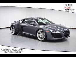audi dealership rochester ny pre owned 2010 audi r8 4 2 coupe in rochester 12000765p garber