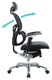 Desk Ergonomic Office Chairs With Lumbar Support Ergonomic Work