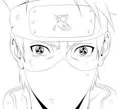 naruto manga 688 sharingan no kakashi line by kohaku art on