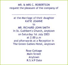 wedding card wording all about wedding card wording