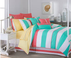 Coral And Teal Bedding Sets Teal Coral Bedding Meedee Designs